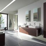 No renuncies al diseño en el cuarto de baño