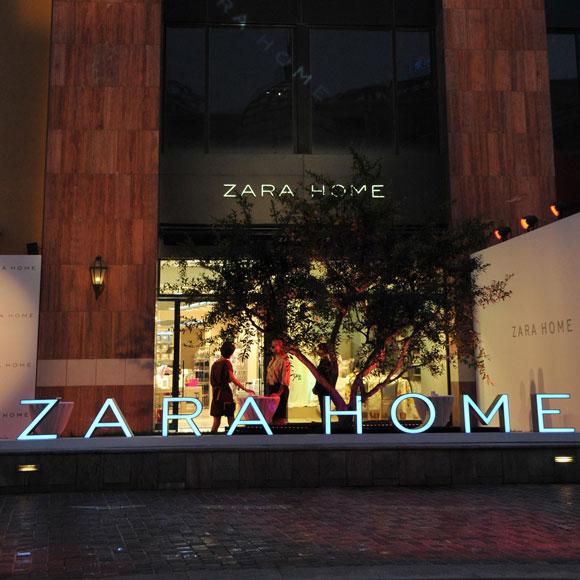 Espa a exporta dise o y decoraci n foto 3 - Zara home almeria ...
