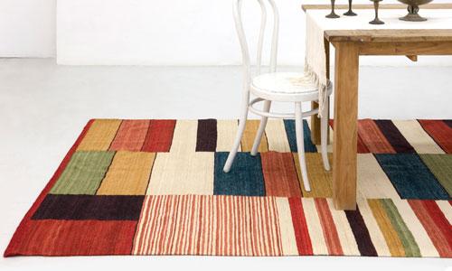 Alfombras la geometr a conquista el suelo - Nani marquina alfombras ...