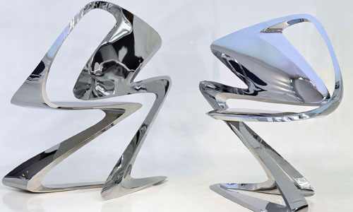 El dise o arquitect nico de zaha hadid for Z furniture philadelphia
