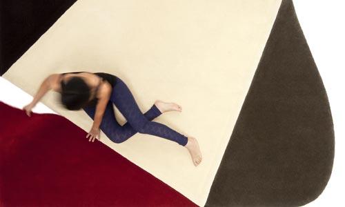 ¡Olvídate de las alfombras rectangulares!