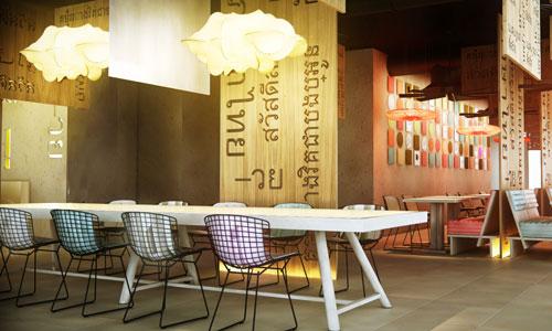 La decoraci n informal se convierte en tendencia - Decoracion bares modernos ...