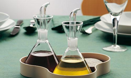Al diseño, por el aceite