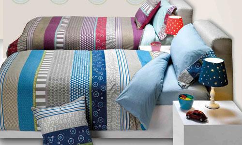 Ropa de cama juvenil diversi n y buen gusto - El corte ingles dormitorios juveniles ...