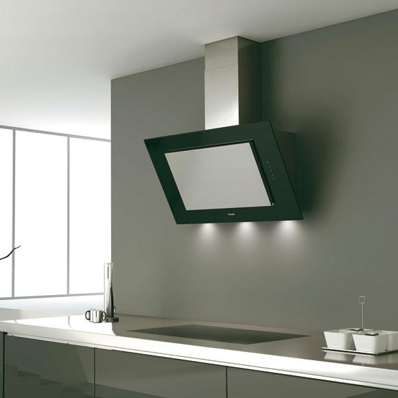 Campanas extractoras belleza y funcionalidad - Campanas de cocina decorativas ...