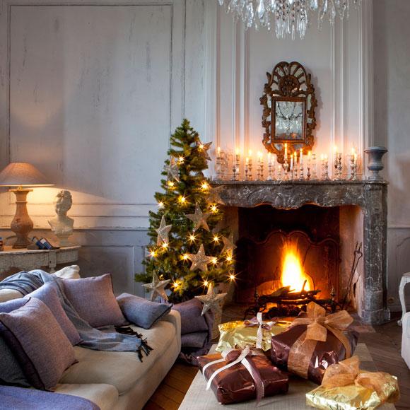 Te damos ideas para decorar tu rbol de navidad - Ideas para decorar estrellas de navidad ...