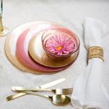 El arte de poner la mesa en Navidad