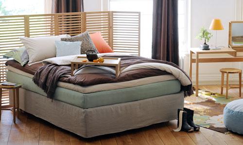 Camas de dise o para dormir de lujo - Orientacion cama dormir bien ...