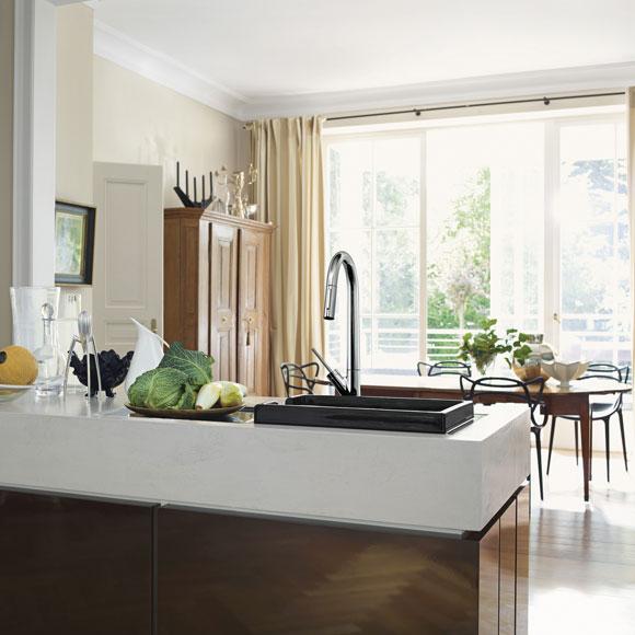 Griferías de diseño para una cocina perfecta