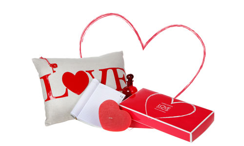 San Valentín: regalos decorativos y muy románticos