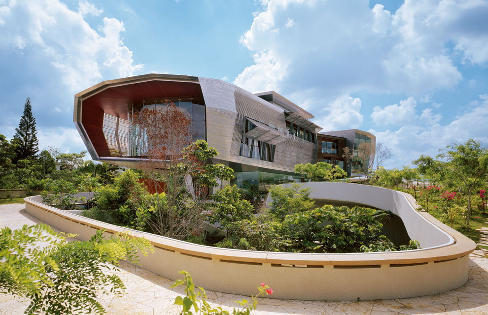 Casas asombrosas pasen vean y lean for Arquitectura moderna casas pequenas