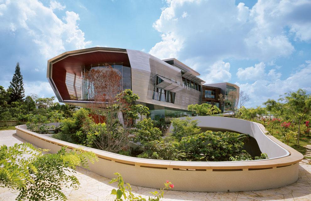 Casas asombrosas pasen vean y lean for Arquitectos de la arquitectura moderna