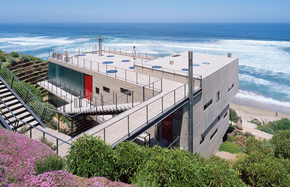 Casas asombrosas pasen vean y lean foto for Casa moderna arquitectura