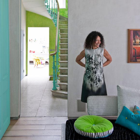 Entrevistamos a tricia guild directora creativa y fundadora de designers guild - Designers guild espana ...