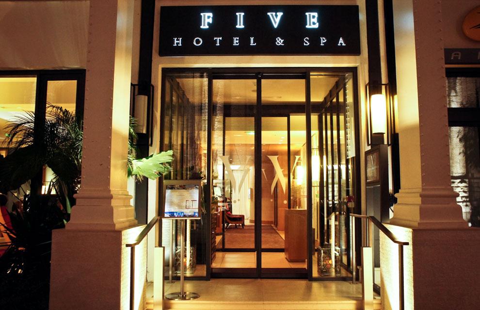 Lujo y glamour en el five hotel spa de cannes - Hotel de lujo en granada ...