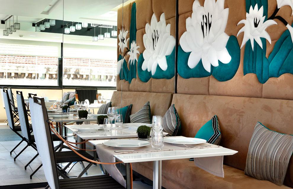 Lujo Y Glamour En El Five Hotel Spa De Cannes