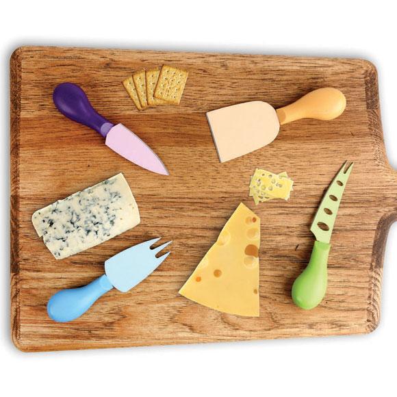 Utensilios de cocina: accesorios para disfrutar del queso