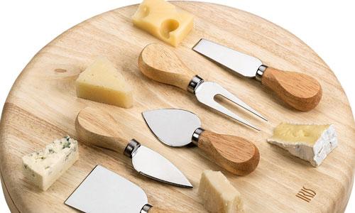Utensilios de cocina accesorios para disfrutar del queso for Cuchillo queso el corte ingles