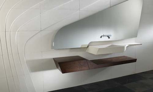 Lavabos dise os modernos y elegantes - Lavabo microcemento precio ...