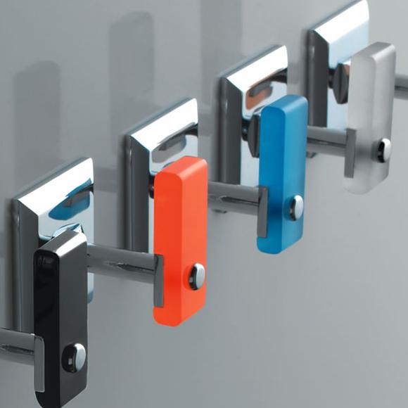 Accesorios Baño En Rojo:Accesorios para tu cuarto de baño – Foto 3