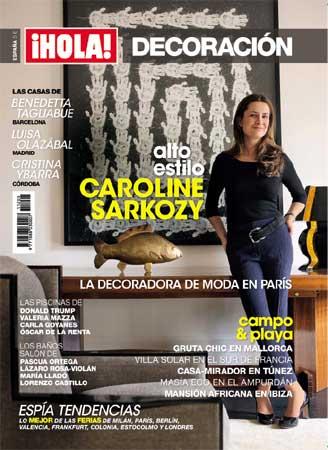 Ya está a la venta el Especial ¡Hola! Decoración primavera-verano 2012
