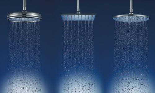 Disfruta de una ducha muy refrescante