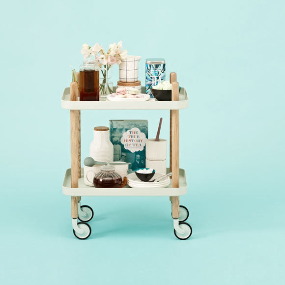 El carrito de bebidas se ha modernizado foto 2 for Carritos de cocina baratos