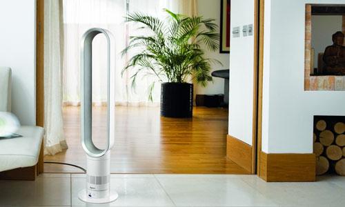 Contra el calor, ventiladores de diseño