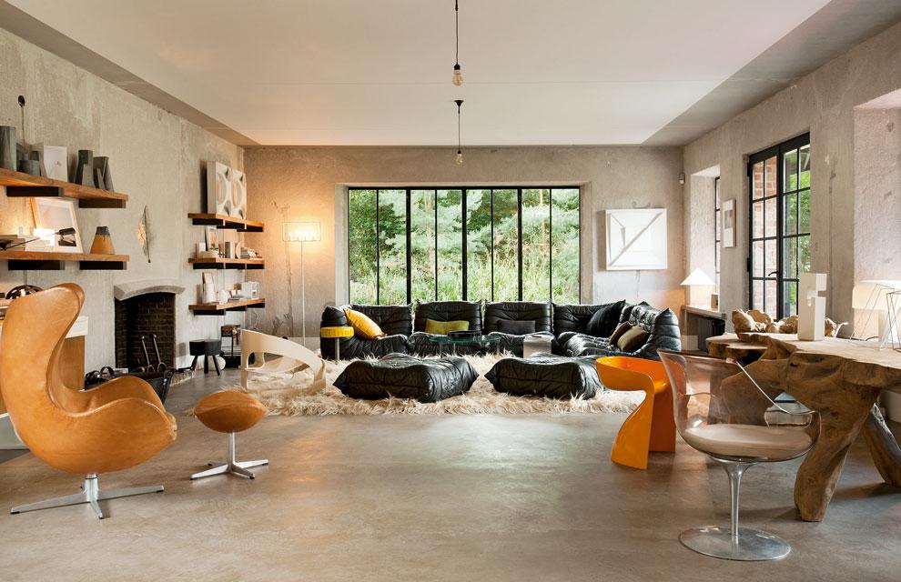 Viaje alrededor del mundo en 100 interiores for Decoracion minimalista fotos