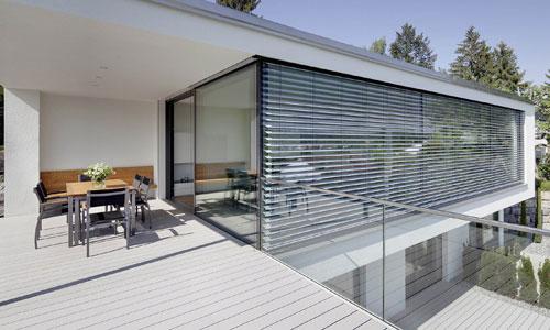 Decoracion mueble sofa pavimento terraza exterior for Ceramica pared exterior