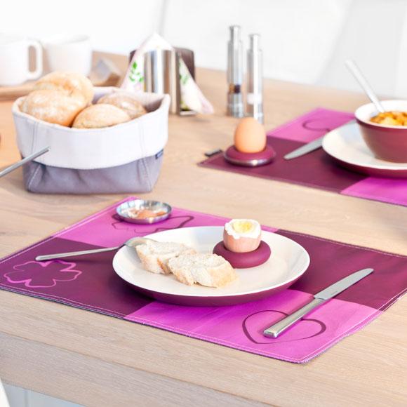 Aligera la mesa con manteles individuales - Individuales para mesa ...