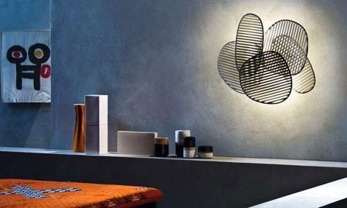 Iluminaci n apliques muy decorativos - Iluminacion apliques de pared ...
