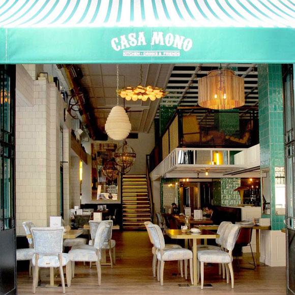 La decoraci n de los locales de ocio se globaliza - Muebles de cafeteria ...