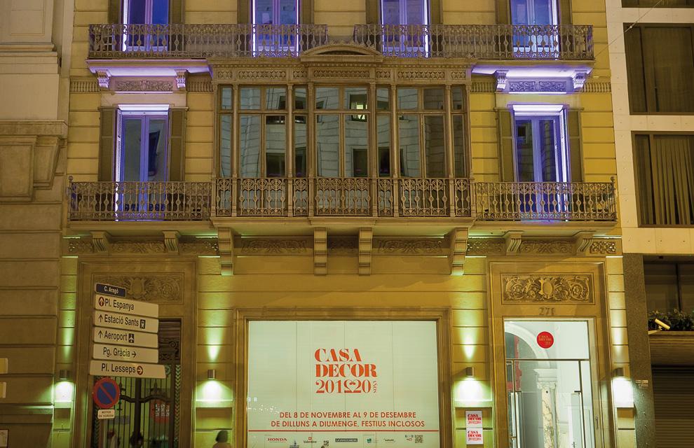 Casa Decor Barcelona abre sus puertas: ¡pasen y vean!