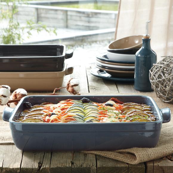 Fuentes de cerámica: perfectas para cenas familiares