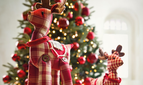 Adornos navideños que no te dejarán indiferente
