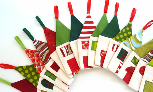 adornos navideos para el arbol