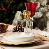 Apuesta por mesas muy navideñas