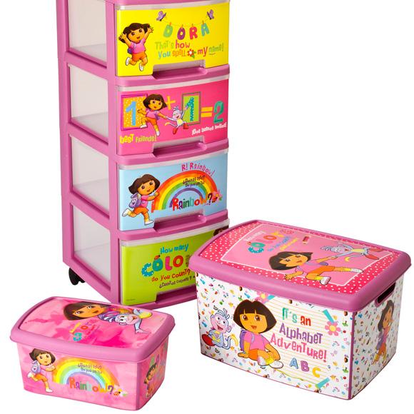 Un buen regalo para los ni os contenedores de juguetes y - Baules para guardar ropa ...