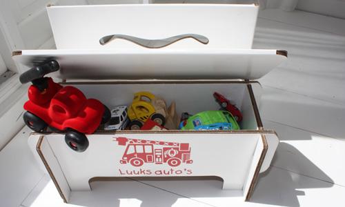 Un buen regalo para los ni os contenedores de juguetes y - Baules para ninos ...
