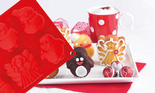 Elabora los dulces más navideños para tus hijos