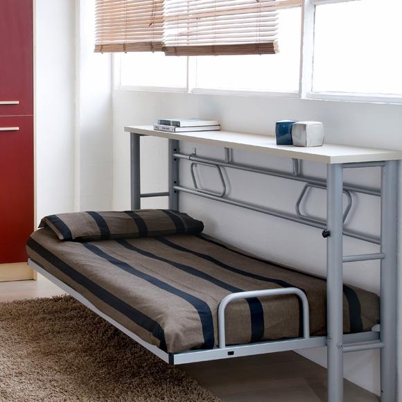 Aprovecha el espacio con camas abatibles - Ikea mesas plegables catalogo ...