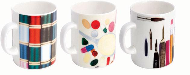 Alegra tu despacho con una taza muy personal