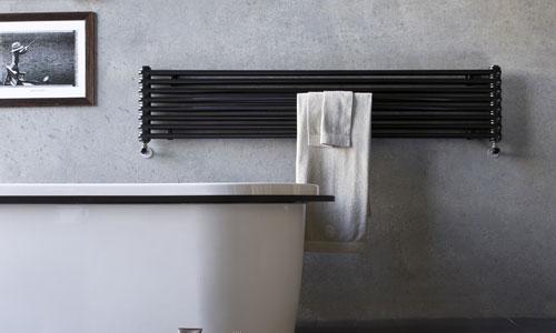¿Las toallas? Calentitas, por favor