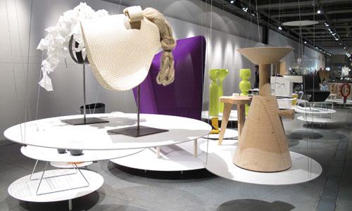 Diseño italiano y diseño vasco se hermanan en Bilbao