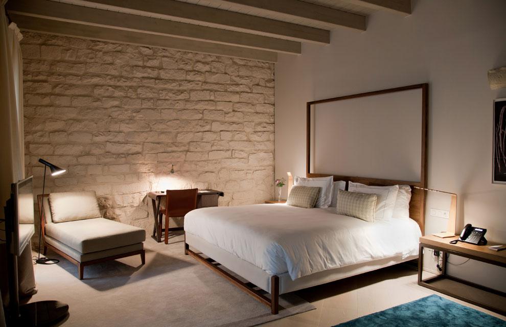 Historia y modernidad se dan la mano en el mercer hotel de for Descripcion de habitaciones de un hotel