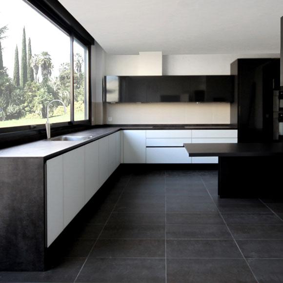 El sue o de una cocina amplia y moderna es posible foto for Cocinas espanolas modernas