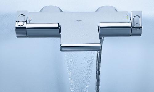 Termostatos que mejoran la calidad de tus duchas