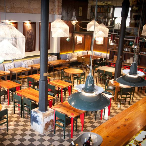 Decoraci n y hosteler a la pareja perfecta foto 5 - Decoracion locales hosteleria ...