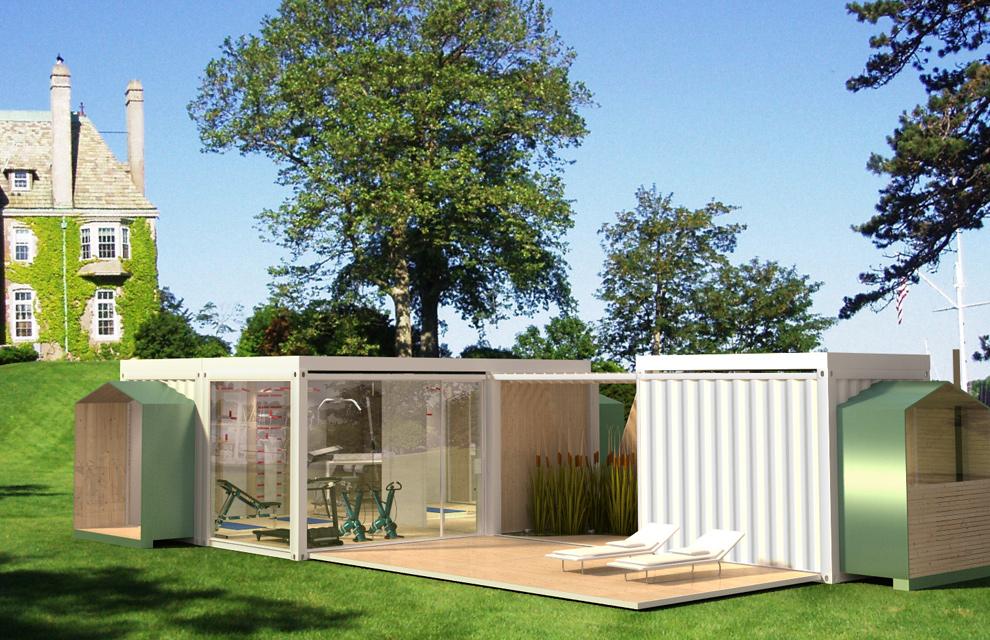 Viviendas construidas con contenedores marinos for Casa contenedor precio